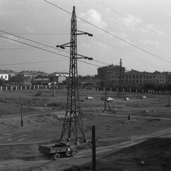 Линия электропередачи 35 кВ в Орске