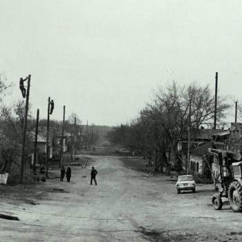 Электрификация сел в Гайском районе Оренбургской области